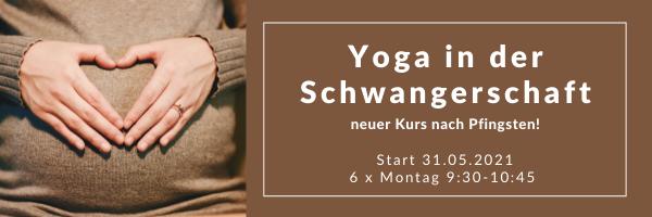 Yoga in der Schwangerschaft - Bad Reichenhall