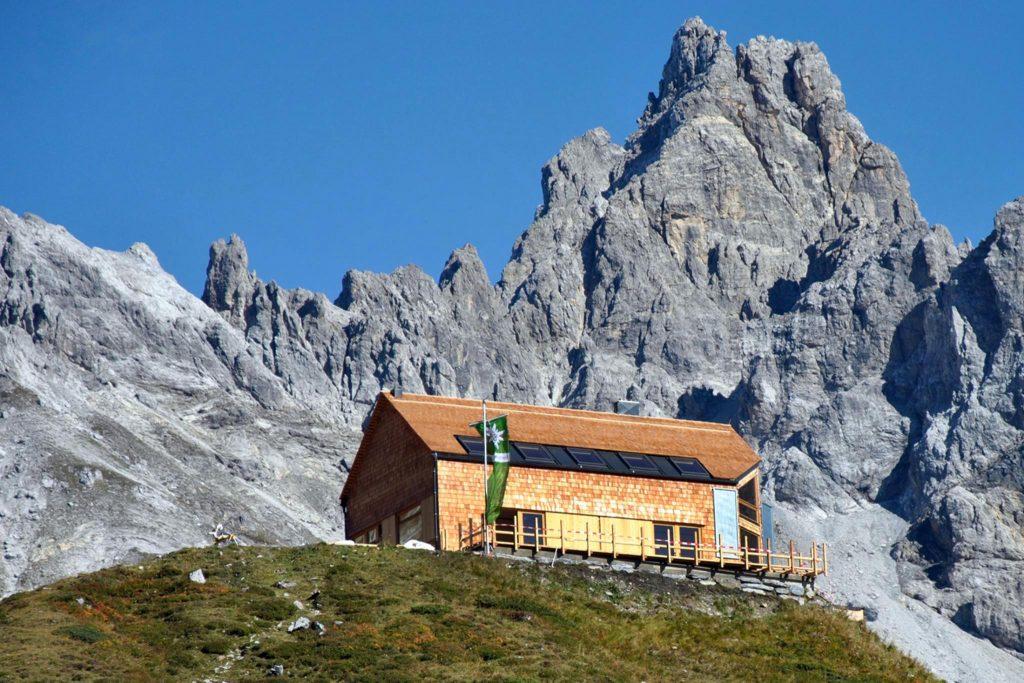 Mountainflow Yoga Retreat auf der Franz Fischer Hütte im Salzburger Lungau